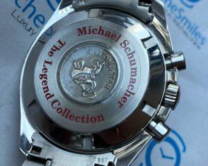 Speedmaster Racing Michael Schumacher Legend 3506.61.00