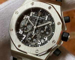 Audemars Piguet Royal Oak Offshore Lady Chronograph Black Dial 26283ST.OO.D002CA.01