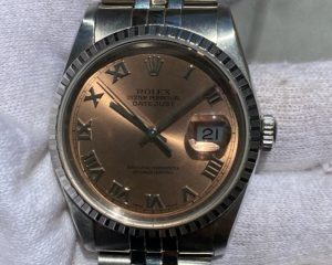 Datejust Salmon Dial 36mm 16220