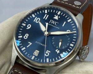 "IWCBig Pilot Edition ""LE PETIT PRINCE"" Blue DialIW501002"