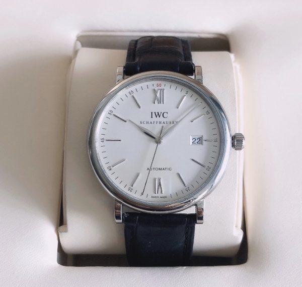 IWC Portofino Automatic Silver Dial IW356501