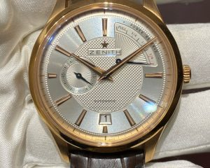 Zenith Captain Power Reserve 40 MM 18K Rose Gold - 18.2120.685/02.C498