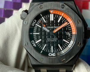 Audemars Piguet Royal Oak Offshore Diver Ceramic Orange 15707CE.OO.A002CA.01