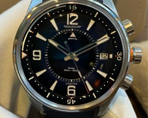 Jaeger-LeCoultre Polaris MARINER MEMOVOX Date Blue Dial Limited Edition Q9038180