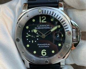 Panerai Luminor Submersible PAM01024 Stainless Steel 44mm Full Set