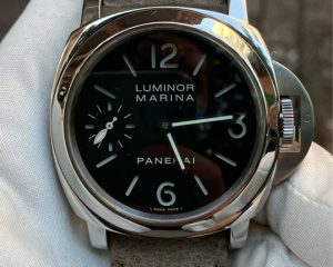Panerai Luminor Marina PAM111 44mm Stainless Steel