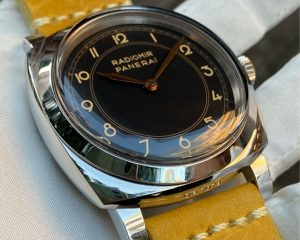 Panerai Radiomir 1940 3 Days Acciaio Art Deco Limited Edition PAM00790 Limited 500 Pcs