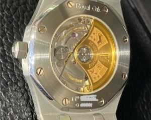 Audemars Piguet Royal Oak Black Dial 39mm 15300ST.OO.1220ST.03
