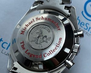 Omega Speedmaster The Legend Michael Schumacher 35075100