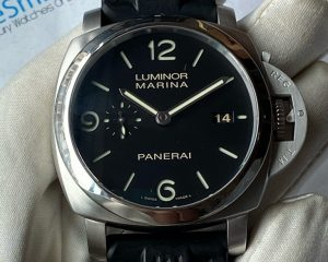 PANERAI PAM 312 Luminor 1950 3 Days Automatic Acciaio - 44mm