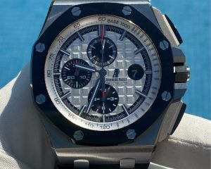 Audemars Piguet Royal Oak Offshore Chronograph Steel 44mm 26400SO.OO.A002CA.01
