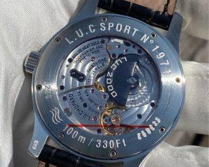 Chopard L.U.C Sport 16/8200 Black Dial