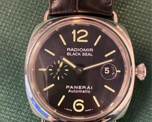 Radiomir PAM00287 Black Seal Automatic 45mm