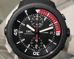 IWCAquaTimer Chronograph La Cumbre Volcano IW379505