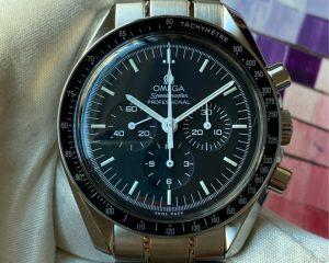 Omega Speedmaster Professional Moon Watch Steel 31130423001005
