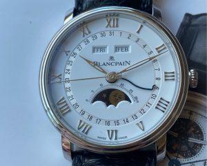 Blancpain Villeret Complete Calendar Moonphase 6654-1127-55b