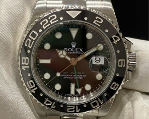 Rolex GMT-Master II Oyster 116710LN 40mm