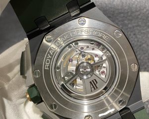 Audemars Piguet Royal Oak Offshore Green Ceramic Green Dial 26405CE.OO.A056CA.01