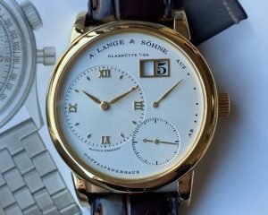 A. Lange & Söhne Lange 1 18K Yellow Gold Reference 101.022