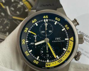 IWCAquatimer Split Minute Chronograph Titanium IW372304