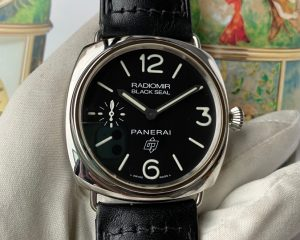 Panerai Radiomir PAM380 Black Seal Logo 45mm
