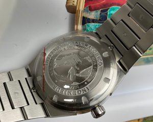 IWC Ingenieur Brown Dial Ken Noguchi Sherpa Fund Limited Edition 200 - IW322712