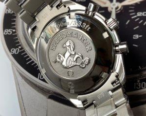 Speedmaster Day-Date 40mm Chronograph Steel 3210.50