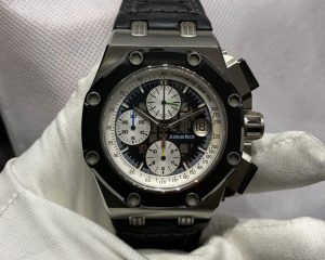 Audemars Piguet Royal Oak Offshore RB2 - Rubens Barrichello II Titanium 26078IO.OO.D001VS.01 Limited Edition 1000 Pcs