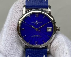 Ulysse Nardin San Marco Classic Blue Dial Automatic 133-88-9