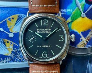 Panerai Radiomir PAM00183 Black Seal 45MM