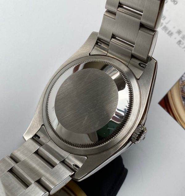 Rolex Turn-O-Graph DateJust 116264 Gery/Black Dial Stainless Steel