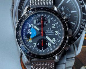 Omega Speedmaster Day-Date MK40 Chronograph 3520.53.00