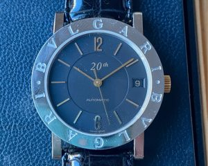 Bvlgari Ladies Limited Edition 20th Anniversary AutomaticBB 33 SLD