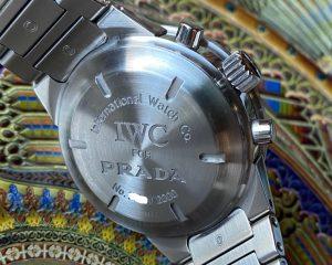 IWCGST for Prada Chronograph Automatic Limited Edition 370802