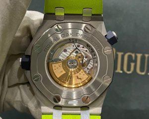 Audemars Piguet Royal Oak OffshoreFunky Green Diver15710ST.OO.A038CA.01