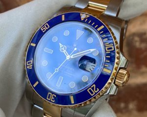 Rolex Submariner Date Blue Dial Automatic 116613LB