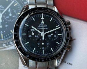 Omega Speedmaster Professional Moon Watch Chronograph 3572.50