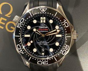 Omega James Bond 007 Seamaster Diver 300 M Limited Edition 7007 210.22.42.20.01.004