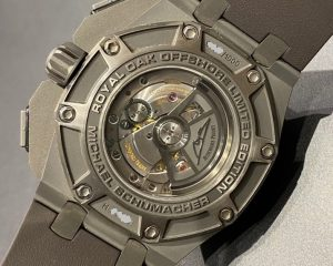 Audemars Piguet Royal Oak Offshore Schumacher Titanium Limited Edition 1000 Pcs 26568IM.OO.A004CA.01