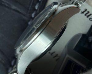 IWC Pilot Spitfire Automatic Chronograph 3706 Black Dial