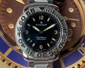 Blancpain Fifty Fathoms Trilogy Automatic 40MM 2200-1130-71