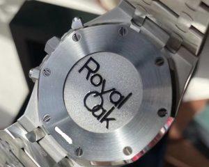 Audemars Piguet Royal Oak Chronograph White Dial 41mm 26331ST.OO.1220ST.03