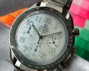 Omega Speedmaster Reduced Mop Dial Automatic 3534.70.00