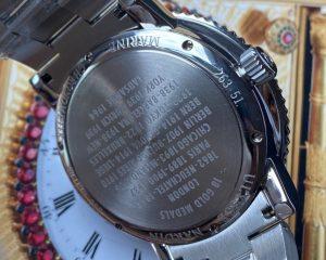 Ulysse Nardin Marine Diver Chronometer Black Dial 40MM Automatic 263-51
