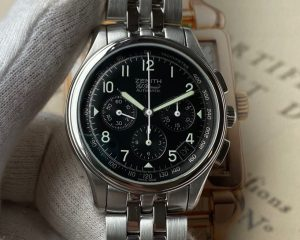 Zenith Class Sport El Primero Chronograph Date Black Dial 02.0500.400/24