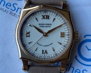 Roger Dubuis Sympathie 37 Geneva Hallmark Chronometer S37.57.5 Rose Gold