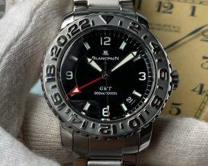 Blancpain Fifty Fathoms Trilogy GMT 2250-1130-71