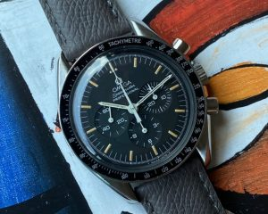 Omega Speedmaster Professional Moonwatch Chronograph 3592.50 T Dial 863 Movement