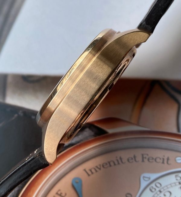 IWC Big Pilot Perpetual Calendar IW502635 Rose Gold Limited Edition 250