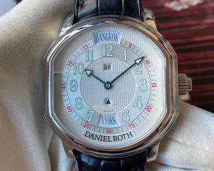 Daniel Roth Metropolitan 24 Cities World Time 857.ST